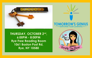 **Cancelled** Keys to a Successful School Year for...