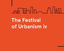 The Festival of Urbanism iv logo