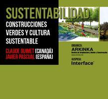 CONFERENCIA INTERNACIONAL | CONSTRUCCIONES VERDES Y...