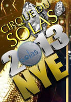 Cirque Du Solas New Years Eve Ball 2013