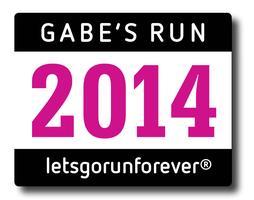 Gabe's Run 2014