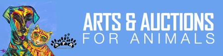 Arts and Auctions for Animals 2014