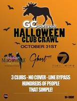 Halloween Club/Pub Crawl Niagara Falls - Friday 2014
