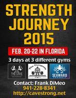 Strength Journey 2015
