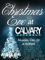 Christmas Eve at Calvary
