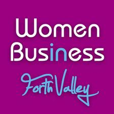 Women in Business Forth Valley logo