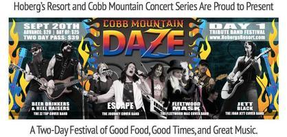 Cobb Mountain Daze