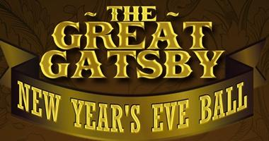 The Great Gatsby New Years Eve Ball 2013