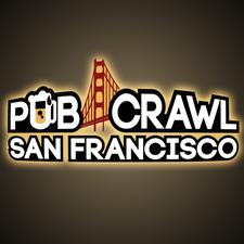 「  pub crawl san francisco  」 logo