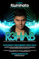 R3HAB | NYE KICK OFF WEEKEND