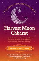 Harvest Moon Cabaret - 2014