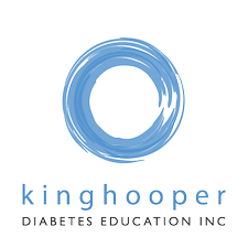 Kinghooper Diabetes Education logo