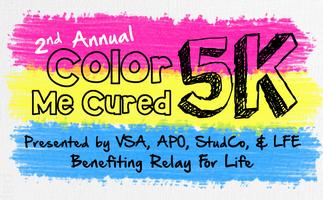 VSA, APO, StudCo, and LFE at UVA Presents: Color Me...