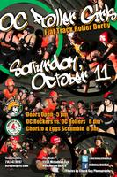 OC Roller Girls Flat Track: Rockers vs Rollers &...