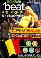 Bokwa BEAT Benelux (Belgium, 22nd & 23rd November)