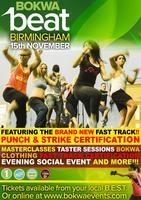 Bokwa BEAT Birmingham (15th November)