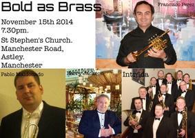 Bold as Brass Concert