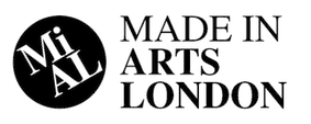 Screen printing class with Made in Arts London artists