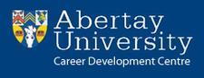 Abertay Career Development Centre logo