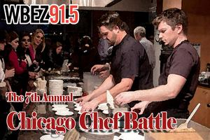 The 7th Annual Chicago Chef Battle