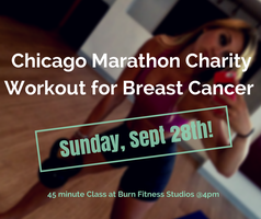 Charity Power Burn: Chicago Marathon Fundraising...
