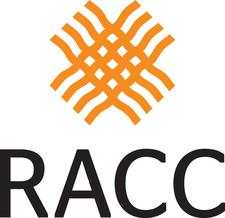RACC in collaboration with PEAC and ART logo
