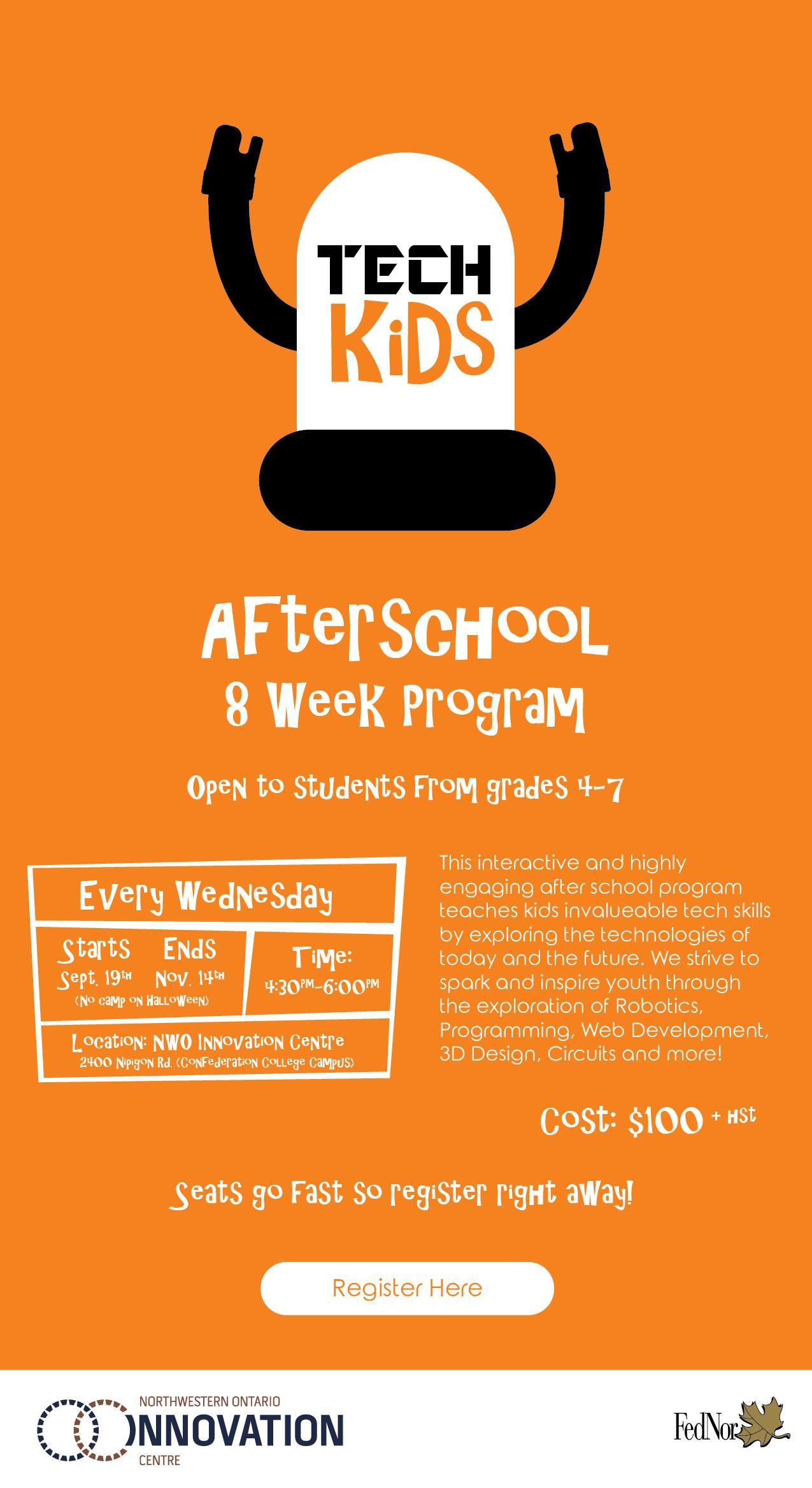 TechKids After School Program- Winter 2020