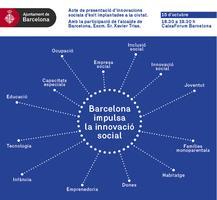 Barcelona impulsa la innovació social