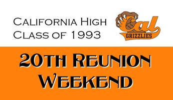 Class of 1993 Reunion Weekend Tickets