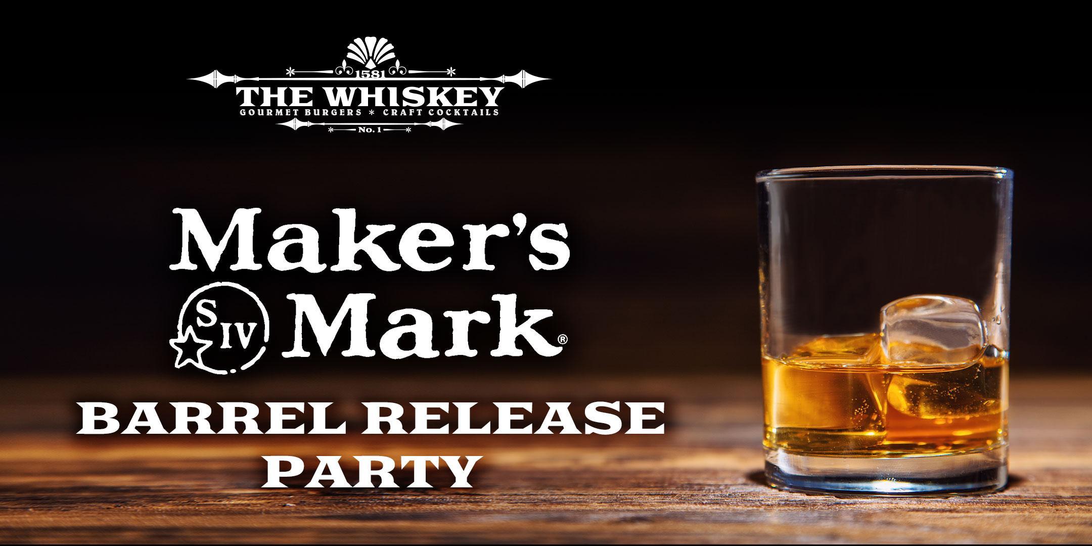 Maker's Mark Barrel Release Party
