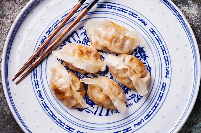 Dumplings & Chablis Night