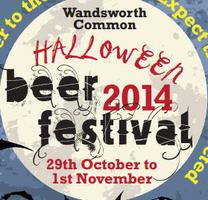 Wandsworth Common Halloween Beer Festival 2014