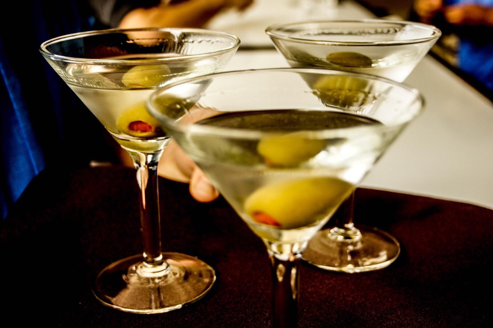 Music + Martinis at the Bracket Room