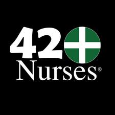 420Nurses logo