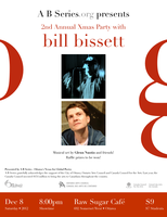 bill bissett, Glenn Nuotio & friends - an A B Xmas!