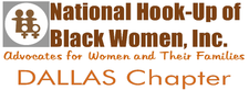 National Hook-up of Black Women, Inc - Dallas Chapter (NHBW, Inc.) logo