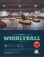 Whirlyball for grades 6th-8th!