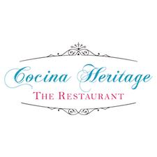 Cocina Heritage The Restaurant logo
