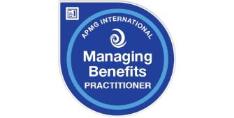 Managing Benefits Practitioner 2 Days Training in Bristol