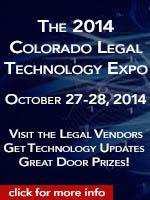 2014 Colorado Legal Technology Expo