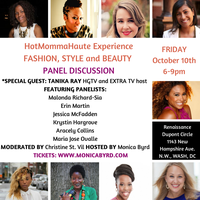 HotMommaHaute Experience: Panel Discussion FASHION,...