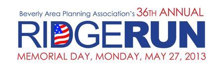 36th Annual Ridge Run
