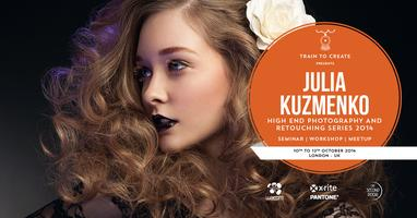 Julia Kuzmenko High End Photography & Retouching Series