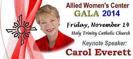 Allied Women's Center Gala 2014