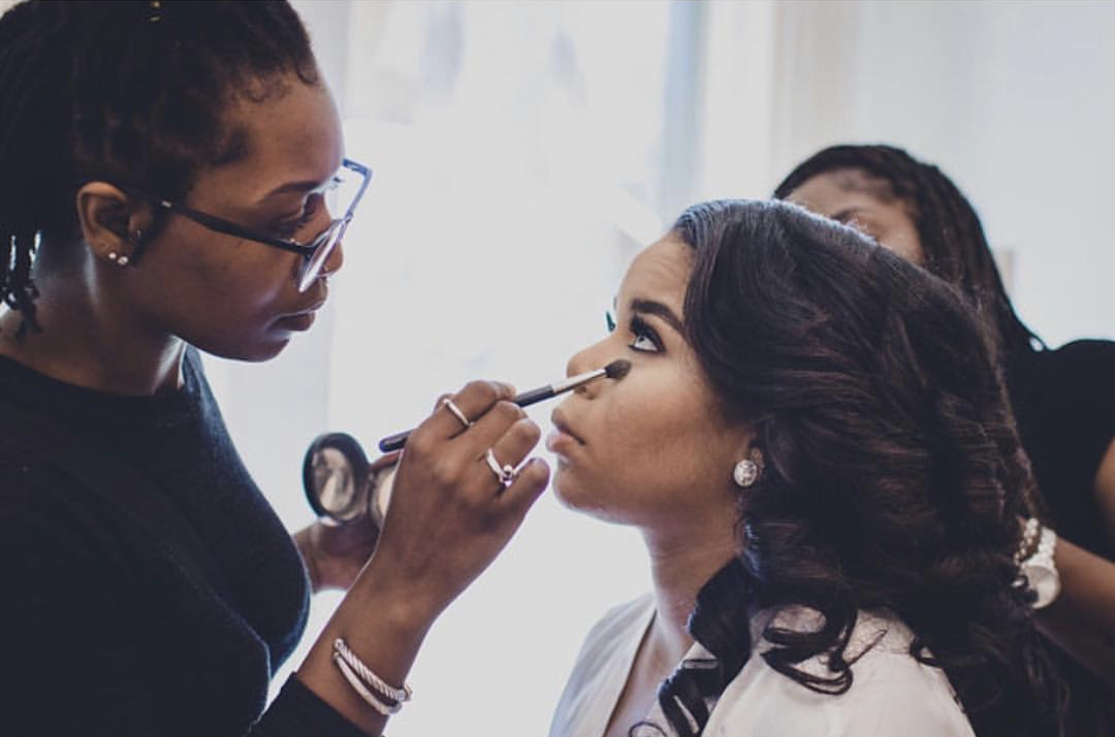 The Bella Institute: Makeup 101 ToniaArtisty Edition