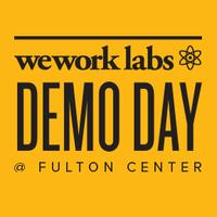 WeWork Labs Demo Day