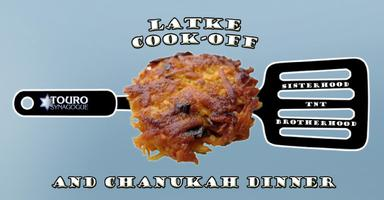 Touro Synagogue Chanukah Latke Cook-off