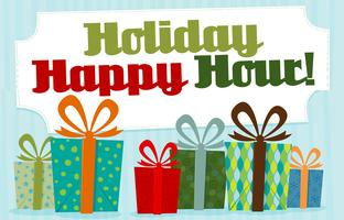 Holiday Happy Hour with A Village Gift Shop