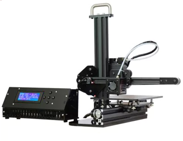 Build a Tronxy X1 3D Printer! - June 29 to July 3, 2020, ages 13 to 17 (no camp on July 1)