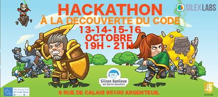 """Hackhaton """"A la découverte du code !"""""""